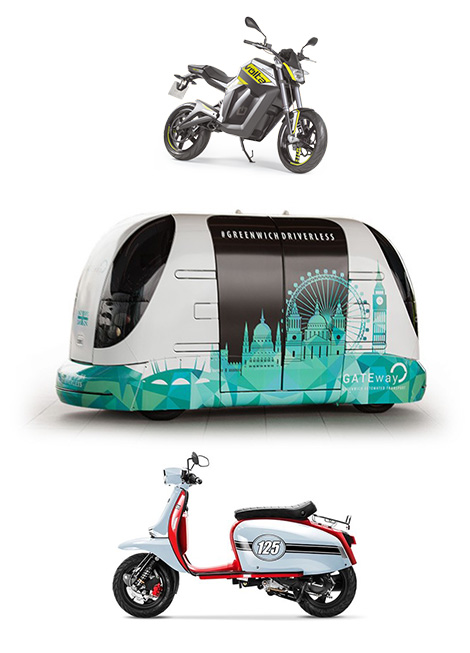 Saietta – Electric Drive Solutions